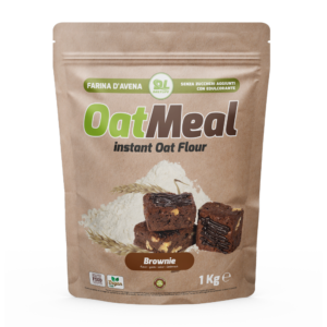 OatMeal Instant Brownie