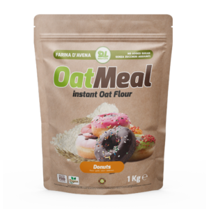 OatMeal Instant Donuts