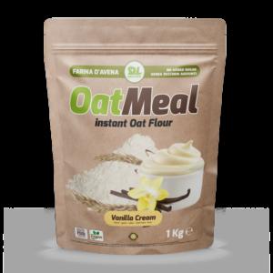 OatMeal Instant Vanilla cream