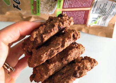 Ciocco cocco cookies