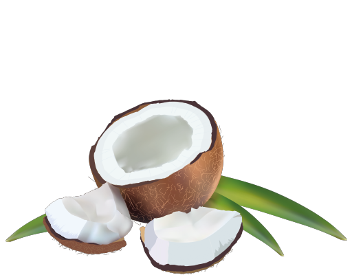 Drip coconut