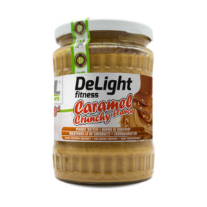 Delight Fitness Caramel Crunchy