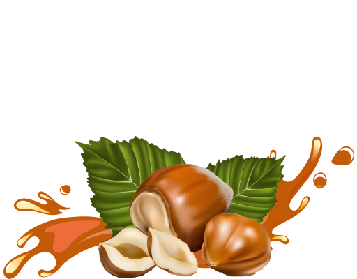 Drip Hazelnut