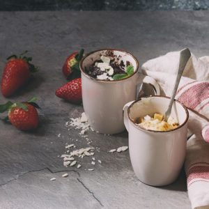Mug Cake - Protein MugCake