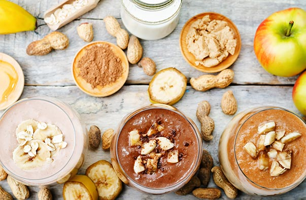 oat meal natural flour