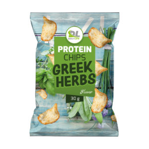 ProteinChips Greek Herbs