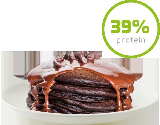 Protein Cake Cioccolato