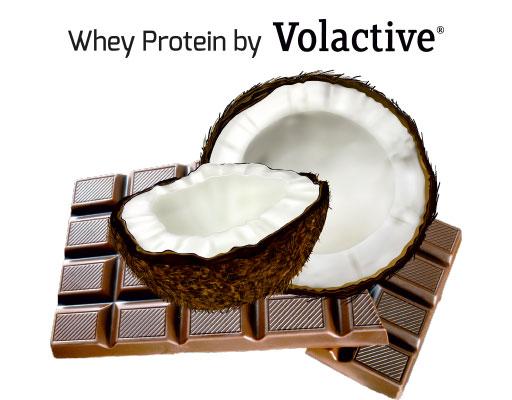 W'HEY! Chocolate coconuts