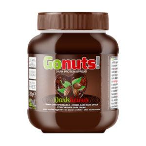 Gonuts! Darklicious al cioccolato fondente