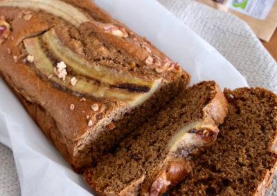 Banana Bread caffè e noci della Ginni
