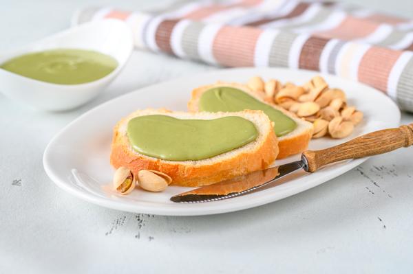 Crema spalmabili al pistacchio