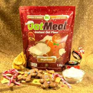 OatMeal Instant Christmas edition
