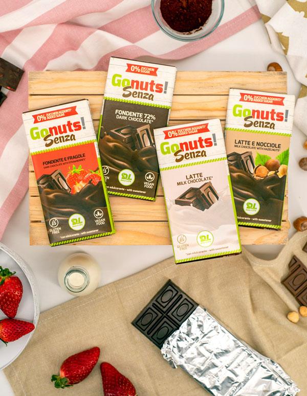 Gonuts! Senza