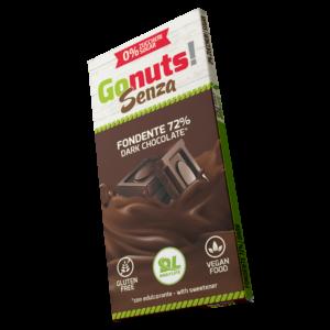 Tavolette di cioccolato senza zuccheri - Gonuts! Senza