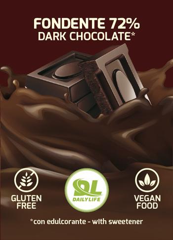 Gonuts! Senza Cioccolato fondente 72%