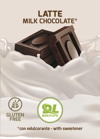 Gonuts! Senza Cioccolato al latte