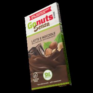 Gonuts! Senza Latte e Nocciole