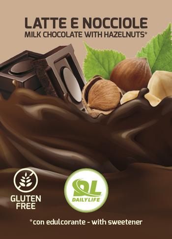 Gonuts! Senza Cioccolato Latte e Nocciole