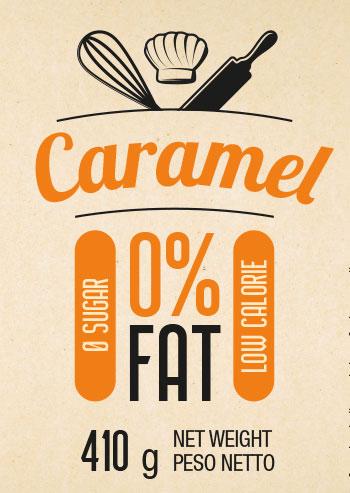 Salsero Zero Caramel