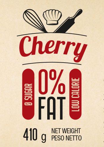 Salsero Zero Cherry