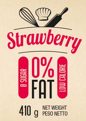 Salsero Zero Strawberry