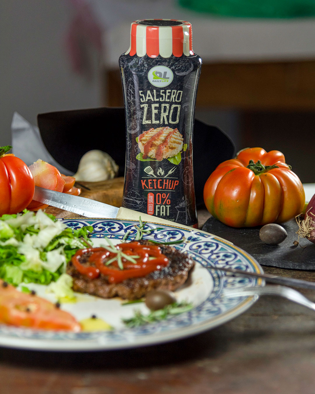 Salsero Zero Salsa Ketchup